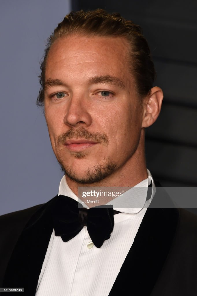 Diplo attends the 2018 Vanity Fair Oscar Party hosted by Radhika Jones at the Wallis Annenberg Center for the Performing Arts on March 4, 2018 in Beverly Hills, California.