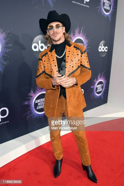 Diplo attends the 2019 American Music Awards at Microsoft Theater on November 24 2019 in Los Angeles California