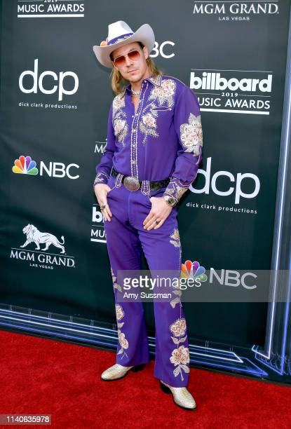 Diplo attends the 2019 Billboard Music Awards at MGM Grand Garden Arena on May 1 2019 in Las Vegas Nevada