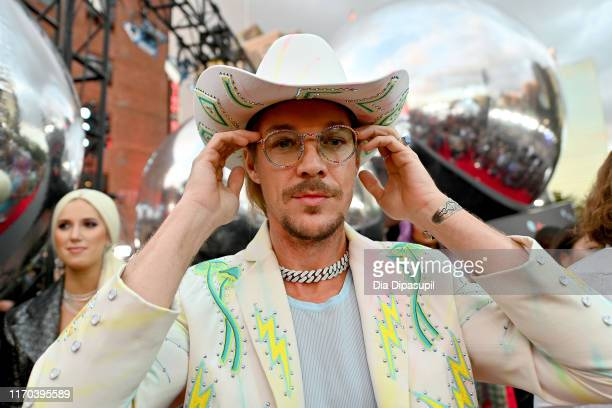 Diplo attends the 2019 MTV Video Music Awards at Prudential Center on August 26, 2019 in Newark, New Jersey.