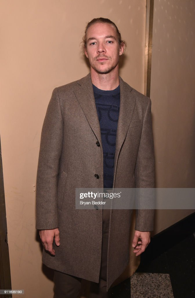 DJ Diplo attends the 60th Annual Grammy Awards after party hosted by Benny Blanco and Diplo with SVEDKA Vodka and Interscope Records on January 29, 2018 in New York City.