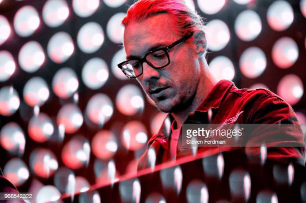 Diplo of Silk City performs on stage on Day 2 of the 2018 Governors Ball Music Festival on June 2 2018 in New York City