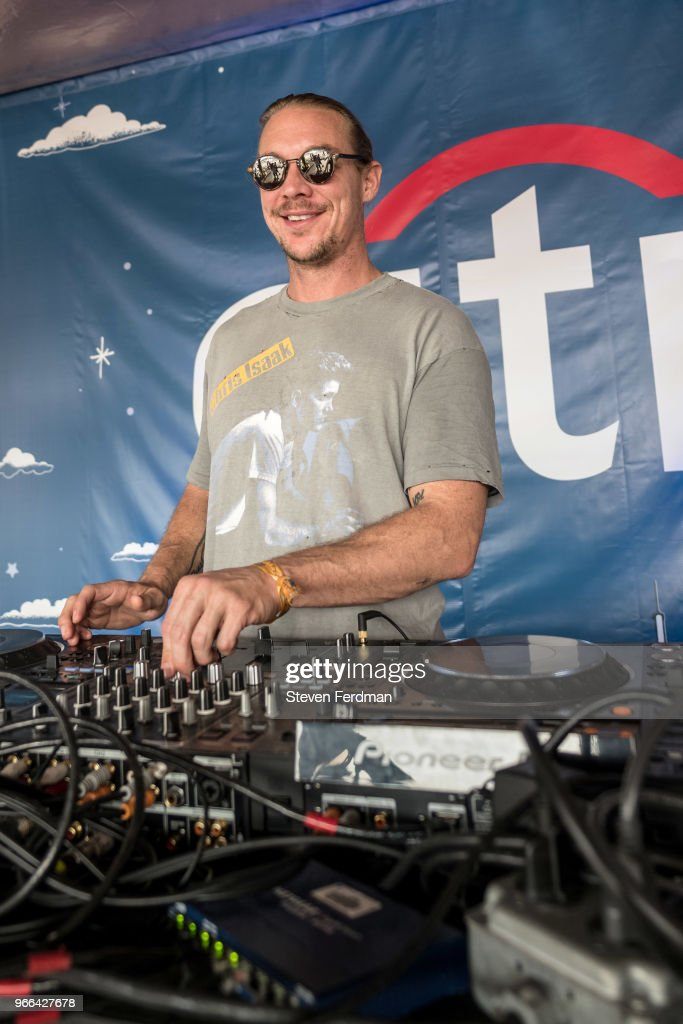 Diplo Private Performance - 2018 Governors Ball Music Festival : News Photo