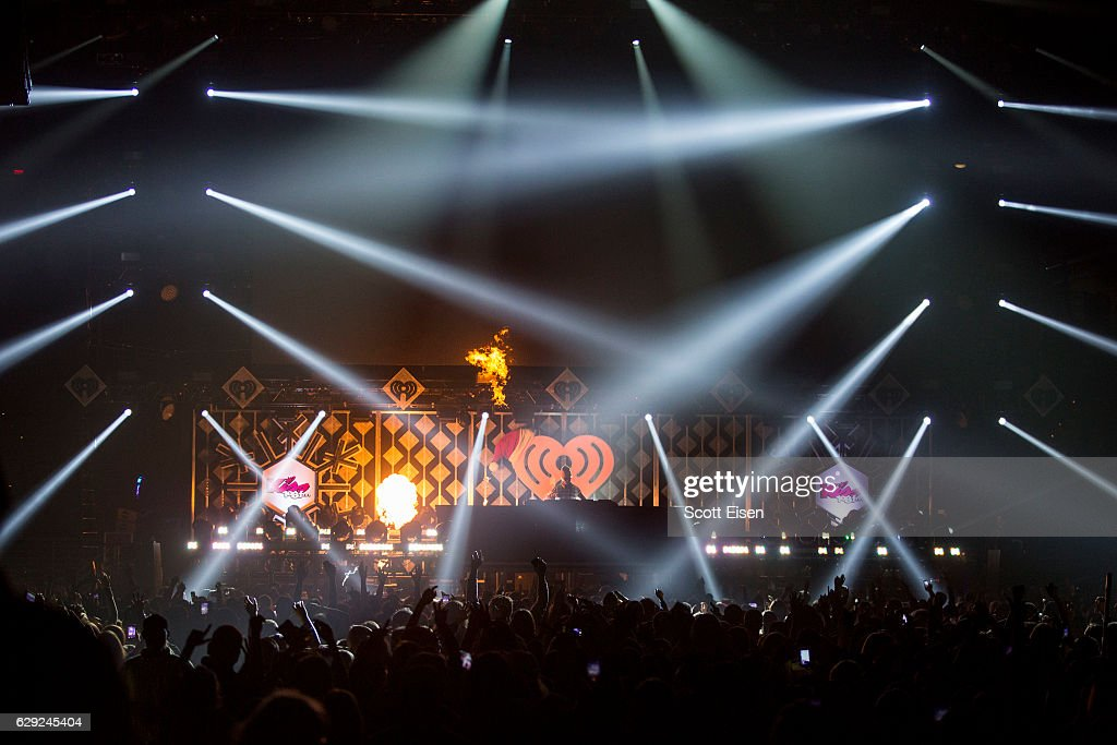KISS 108's Jingle Ball 2016 - Show : Nachrichtenfoto