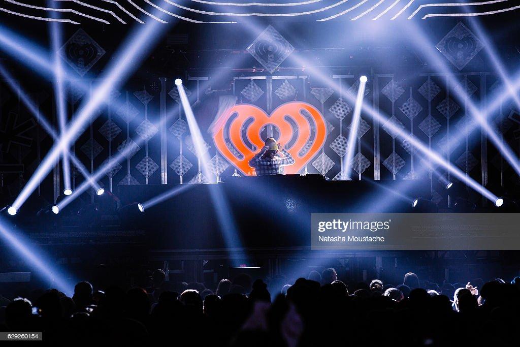 KISS 108's Jingle Ball 2016 - Show : Nachrichtenfoto