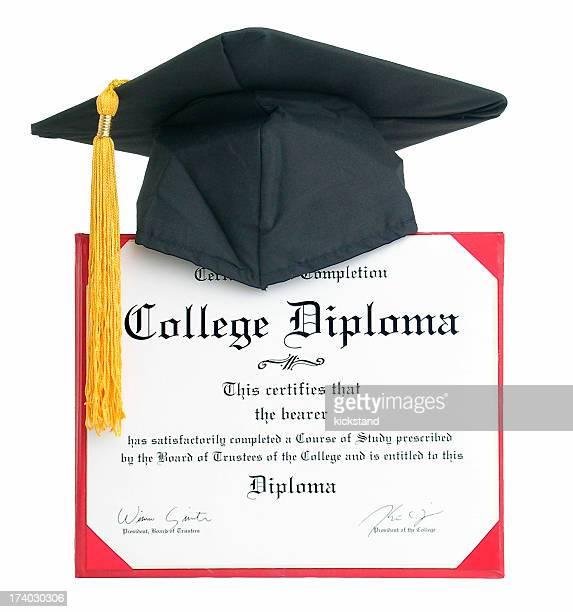 大学卒業証書