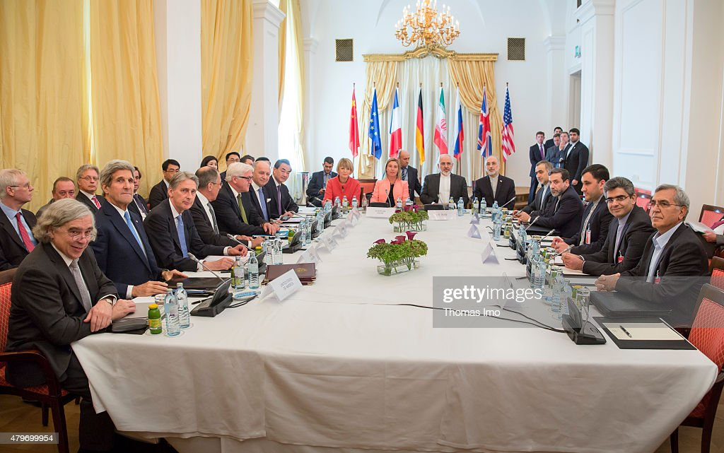 Iran Nuclear Talks In Vienna : News Photo