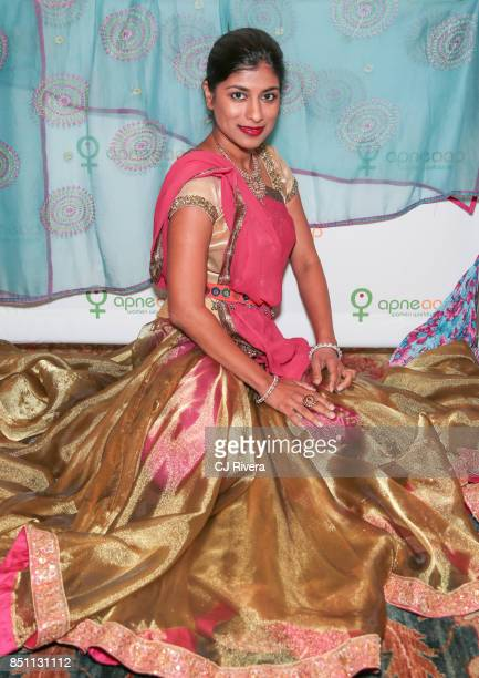 Dipti Mehta attends the APNE Aap dinner on September 21 2017 in New York City