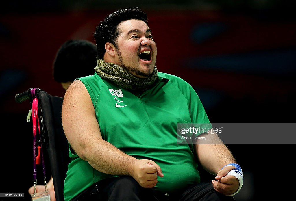 2012 London Paralympics - Day 10 - Boccia : News Photo