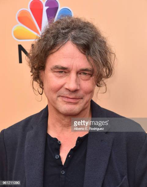 Dirctor David Leveaux attends an FYC Event for NBC's Jesus Christ Superstar Live in Concert at the Egyptian Theatre on May 21 2018 in Hollywood...