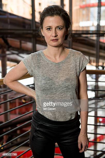 Dirctor Pernille Fischer Christensen by Photographer Ian Gavan poses during the 64th Berlinale International Film Festival at Berlinale Palast on...