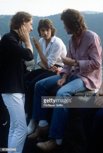 Dire Straits at the Loreley Festival in Germany on June 23 1979 in Frankfurt Federal Republic of Germany 170612F1