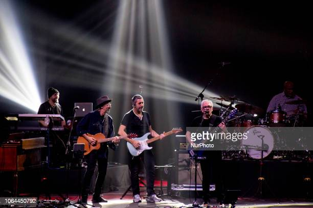 Dire Straits Legacy perform in Padua Italy on November 21 2018