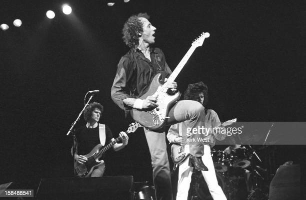 Dire Straits perform at Park West Chicago Illinois March 16 1979