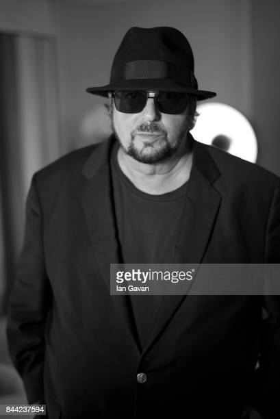 Direcctor James Toback of 'The Private Life of a Modern Woman' poses for a portrait during the 74th Venice Film Festival in the JaegerLeCoultre...