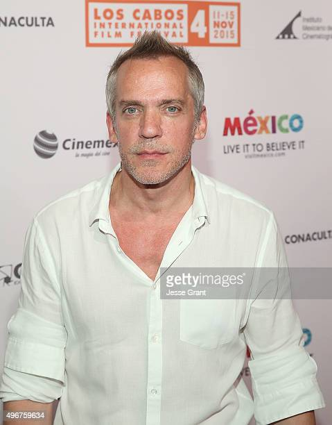 Direcor Jean-Marc Vallee attends The 4th Annual Los Cabos International Film Festival Opening Night Gala on November 11, 2015 in Cabo San Lucas,...