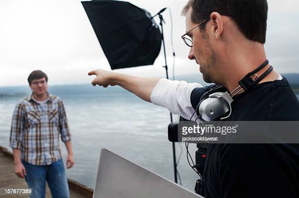 directing - actor stock pictures, royalty-free photos & images