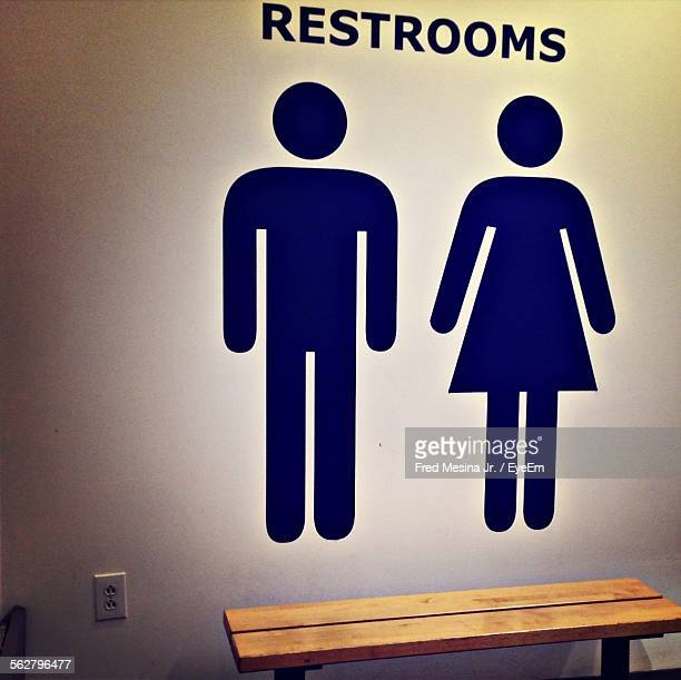 Direction For Restrooms