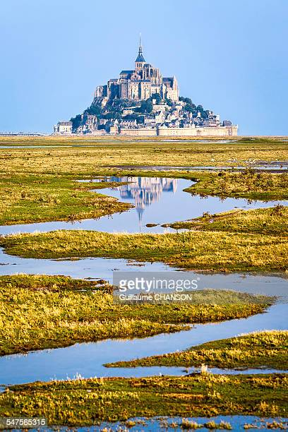 Direction le Mont Saint-Michel