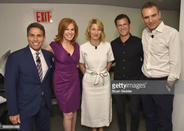 Directional Aviation Capital Chairman Kenn Ricci Fox Business Network Anchor Liz Claman Artemis Strategies Founder Hildy Kuryk Warby Parker CoFounder...