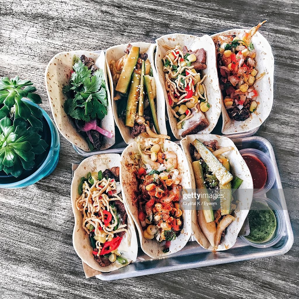 Tacos have made an appearance on the charts as restaurants are ramping up the quality and creativity behind these delicious bundles.