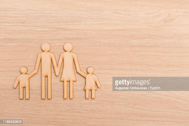 directly above shot of toys on table - cetkauskas stock pictures, royalty-free photos & images