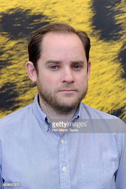 Director Aaron Katz attends the 'Land Ho' Photocall during the 67th Locarno Film Festival on August 15 2014 in Locarno Switzerland