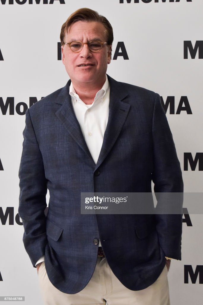Director Aaron Sorkin attends the MoMA's Contenders Screening of 'Molly's Game' at MOMA on November 17, 2017 in New York City.