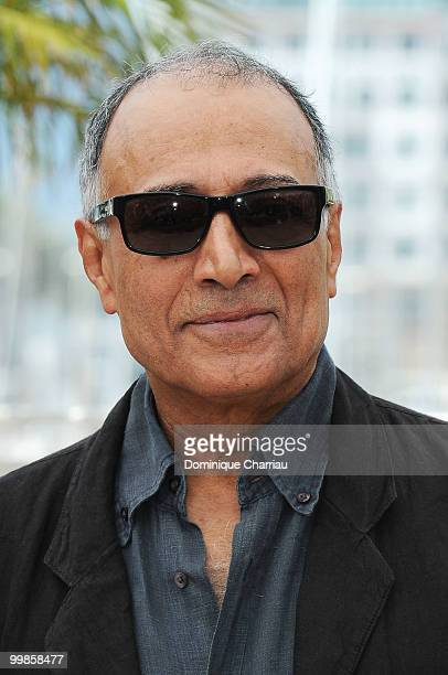 Director Abbas Kiarostami attends the 'Certified Copy' Photo Call held at the Palais des Festivals during the 63rd Annual International Cannes Film...