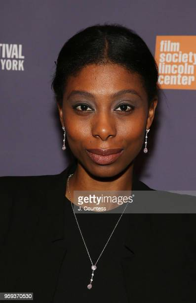 Director Abbesi Akhamie attends the opening night of the 25th African Film Festival at Walter Reade Theater on May 16 2018 in New York City