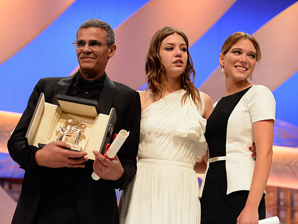 FRA: 'Zulu' Premiere And Inside Closing Ceremony - The 66th Annual Cannes Film Festival