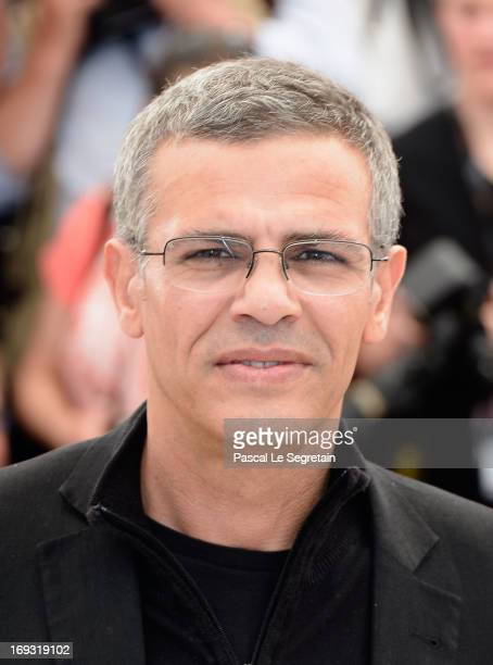 Director Abdellatif Kechiche attends the Photocall for 'La Vie D'Adele' during The 66th Annual Cannes Film Festival at the Palais des Festival on May...