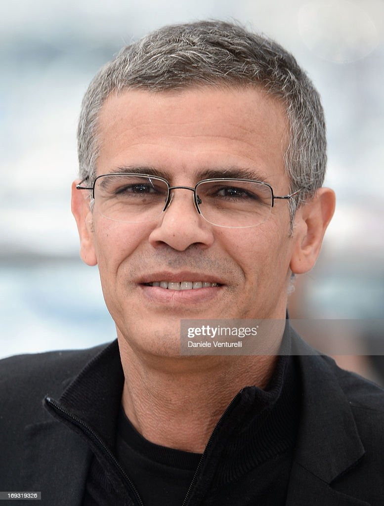 Director Abdellatif Kechiche attends the photocall for 'La Vie D'Adele' during the 66th Annual Cannes Film Festival at The Palais des Festivals on May 23, 2013 in Cannes, France.