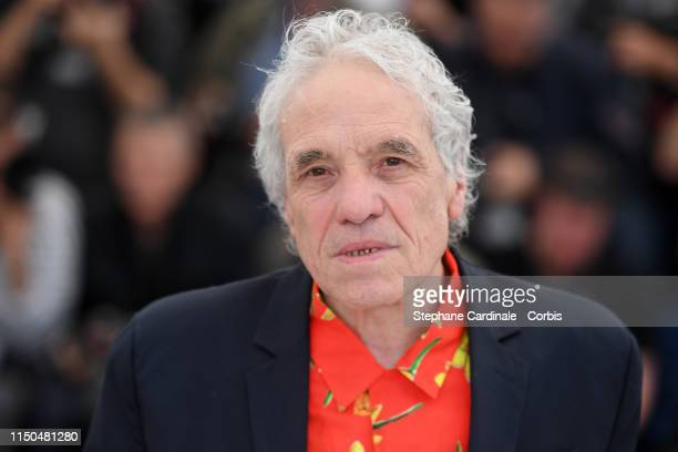 Director Abel Ferrara attends the photocall for Tommaso during the 72nd annual Cannes Film Festival on May 20 2019 in Cannes France