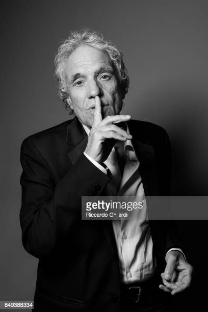 Director Abel Ferrara is photographed for Self Assignment on September 8 2017 in Venice Italy