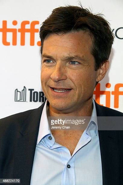 Director/ actor Jason Bateman attends 'The Family Fang' premiere during the 2015 Toronto International Film Festival at the Winter Garden Theatre on...