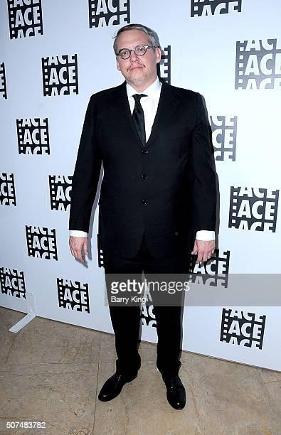 Director Adam McKay attends the 66th Annual ACE Eddie Awards at the Beverly Hilton Hotel on January 29 2016 in Beverly Hills California