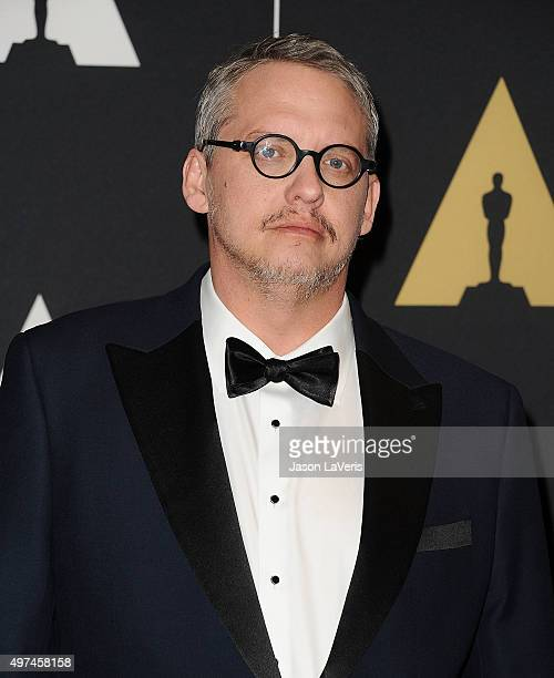Director Adam McKay attends the 7th annual Governors Awards at The Ray Dolby Ballroom at Hollywood Highland Center on November 14 2015 in Hollywood...