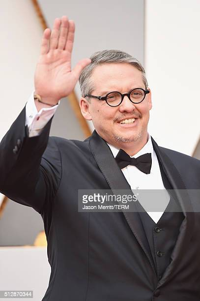 Director Adam McKay attends the 88th Annual Academy Awards at Hollywood Highland Center on February 28 2016 in Hollywood California