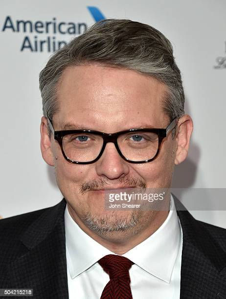Director Adam McKay attends the BAFTA Awards Season Tea Party at Four Seasons Hotel Los Angeles at Beverly Hills on January 9 2016 in Los Angeles...