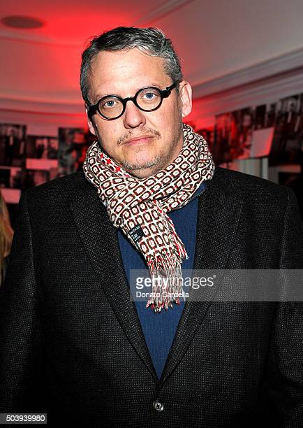 Director Adam McKay attends the W Magazine celebration of the 'Best Performances' Portfolio and The Golden Globes with Audi and Dom Perignon at...