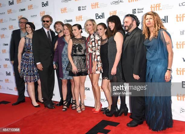 Director Adam McKay executive producer Margot Hand actor/producer Will Ferrell screenwriter Eliot Laurence director Shira Piven actress Linda...