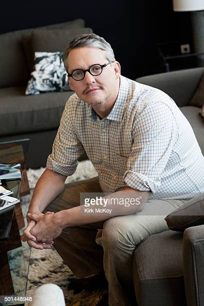 Director Adam McKay is photographed for Los Angeles Times on November 30 2015 in Los Angeles California PUBLISHED IMAGE CREDIT MUST READ Kirk...