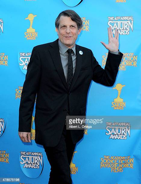 Director Adam Nimoy attends the 41st Annual Saturn Awards at The Castaway on June 25, 2015 in Burbank, California.