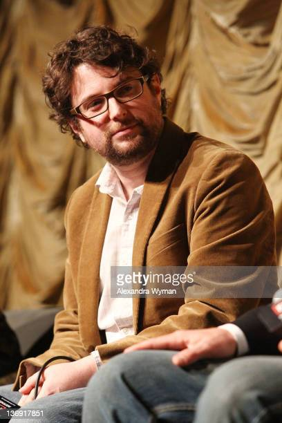 Director Adam Reid at Film Independent Screening Series 'Cassavetes' Shadow' held at The Bing Theatre At LACMA on January 12 2012 in Los Angeles...