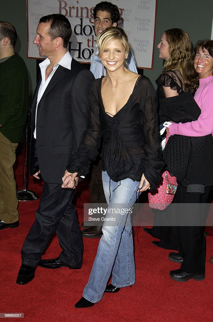 """""""Bringing Down the House"""" Premiere : News Photo"""