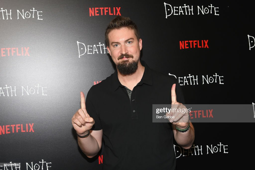 Director Adam Wingard attends the 'Death Note' New York premiere at AMC Loews Lincoln Square 13 theater on August 17, 2017 in New York City.