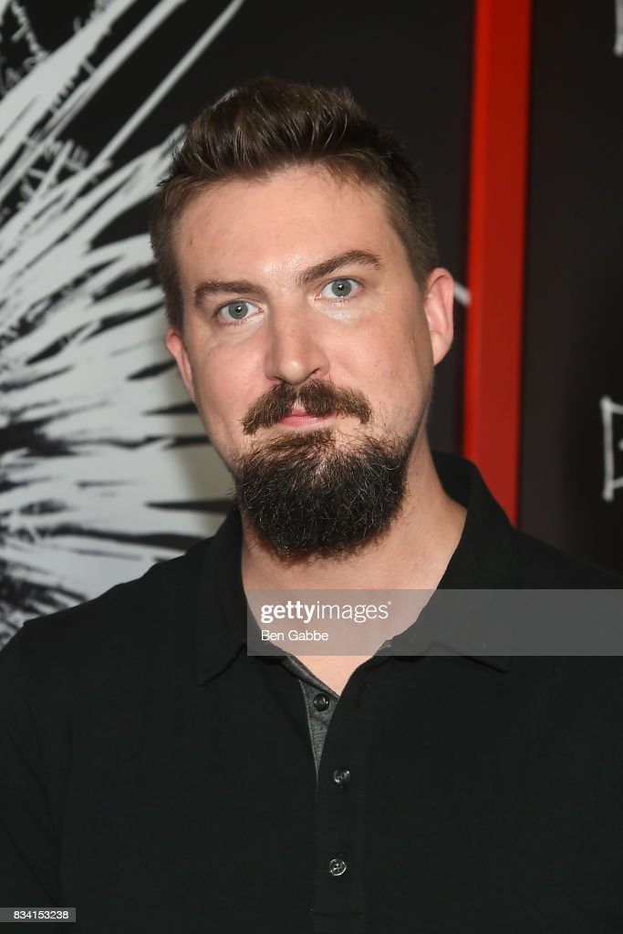 Director Adam Wingard attends the