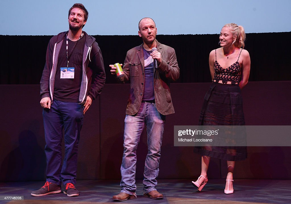 """""""The Guest"""" Photo Op - 2014 SXSW Music, Film + Interactive Festival : News Photo"""