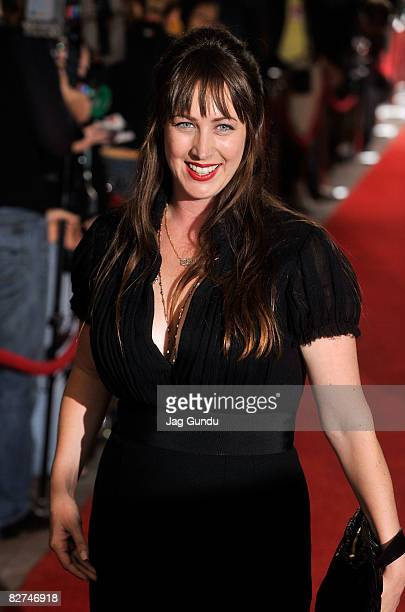 Director Adria Petty arrives at the 'Paris Not France' premiere during the 2008 Toronto International Film Festival held at the Ryerson Theatre on...